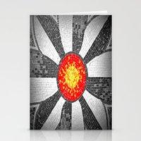 mosaic xx2 Stationery Cards