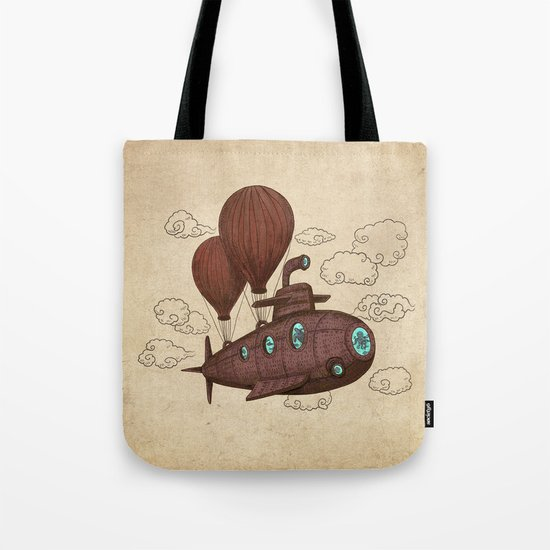 The Fantastic Voyage Tote Bag