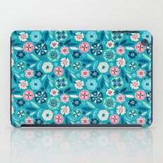 Flower Pop iPad Case