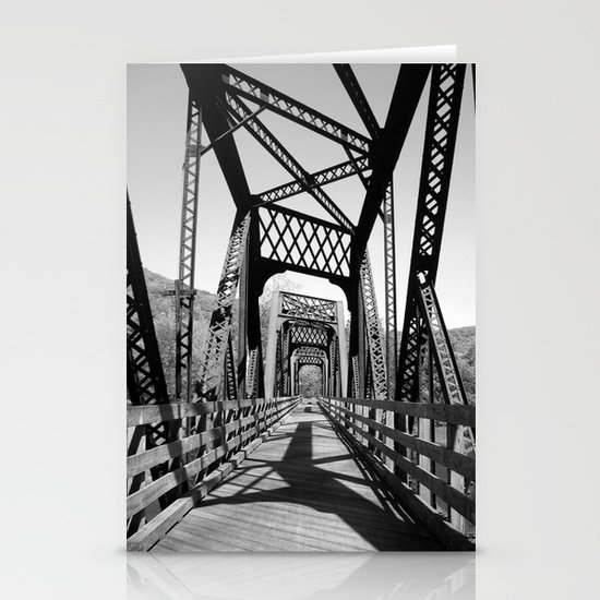 Bridge Stationery Card