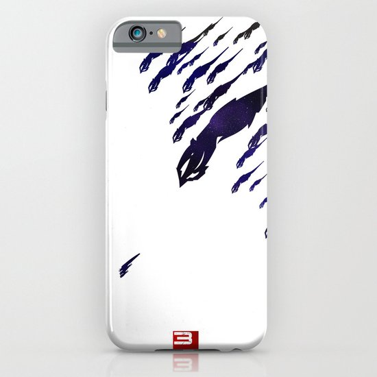 Mass Effect 3 (w/quote) iPhone & iPod Case