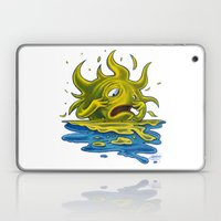 Scared Sunset Laptop & iPad Skin