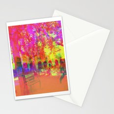 Multiplicitous extrapolatable characterization. 19 Stationery Cards