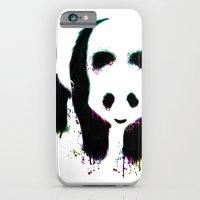 iPhone & iPod Case featuring Panda by Thiago García