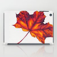 Maple Leaf iPad Case