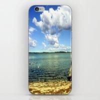 King Lake - Australia iPhone & iPod Skin