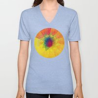 Joy Begins Here Unisex V-Neck
