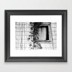 Vides Framed Art Print