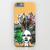 Paint The Town iPhone 6 Slim Case
