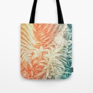Fern And Fireweed 02 - R… Tote Bag