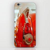 Closeup of cool iPhone & iPod Skin