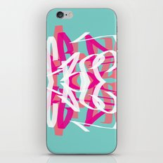 You Are Free iPhone & iPod Skin