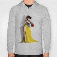 Snow White Hoody