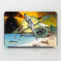 Cat Island iPad Case