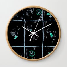 condom Wall Clock
