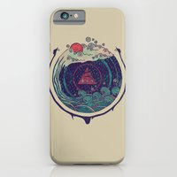 water iPhone & iPod Cases featuring Water by Hector Mansilla