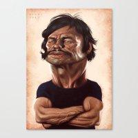 Bronson Canvas Print