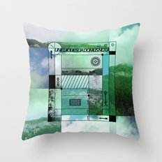 Unicuique sua domus nota A #everyweek 41.2016 Throw Pillow