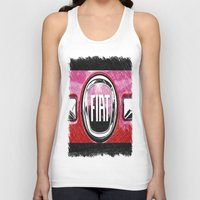 Fiat Forever Unisex Tank Top