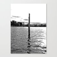 Scenic Solitude Canvas Print