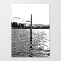 Scenic Solitude Canvas Print