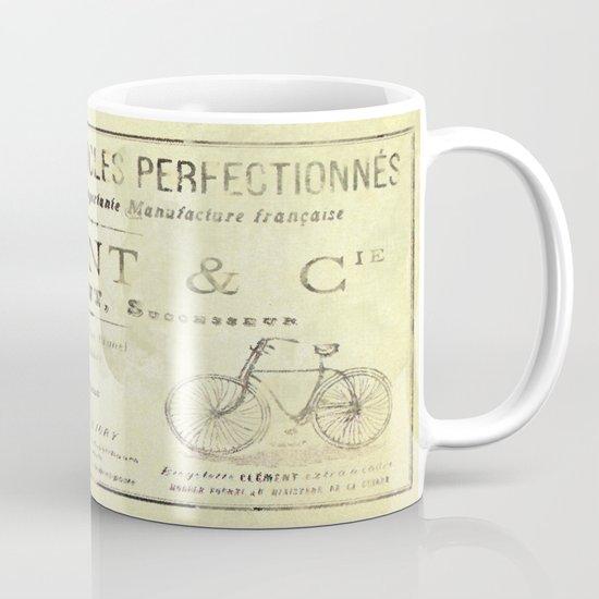 Bicyclette Mug