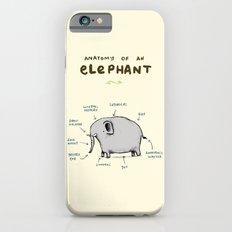 Anatomy Of An Elephant iPhone 6 Slim Case