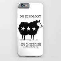 iPhone & iPod Case featuring Unaffiliated Party Flyer by Unaffiliated Party