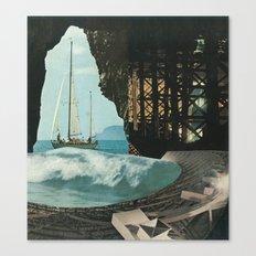 Maelstrom Canvas Print