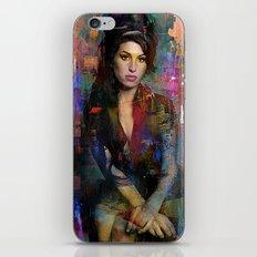 Amy iPhone & iPod Skin