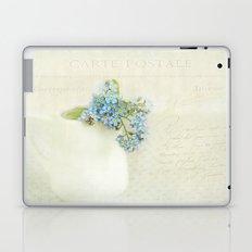 vintage greeting  Laptop & iPad Skin