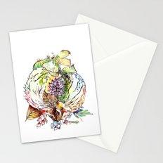 Hedgehog Effect Stationery Cards
