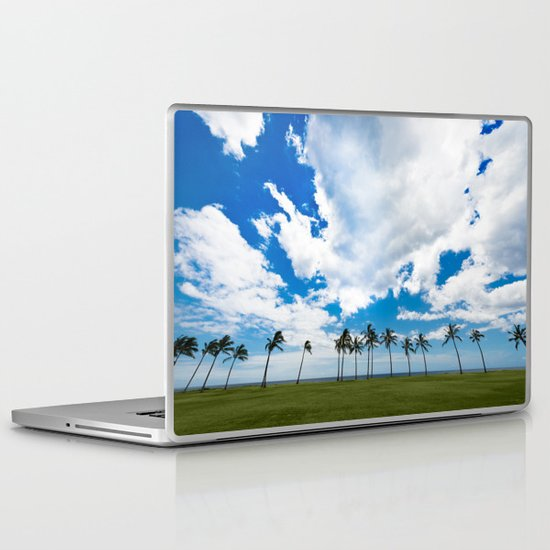 Somewhere in Paradise Laptop & iPad Skin