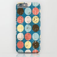 iPhone & iPod Case featuring Circles 2 by David Andrew Sussman