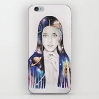 Nebulita iPhone & iPod Skin