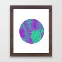 Arsenicofago Logo Framed Art Print