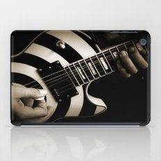 The Guitar Player iPad Case