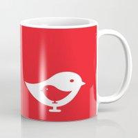 Bird Mug