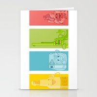 Signs Stationery Cards