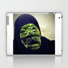 Strange Face Laptop & iPad Skin