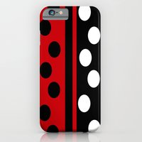 Stripes & Dots iPhone 6 Slim Case