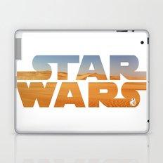 The Desert Planet of Jakku Laptop & iPad Skin