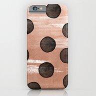 Rose Gold #2 iPhone 6 Slim Case