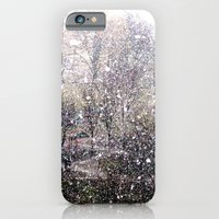 iPhone & iPod Case featuring Snow in early fall(1)  by Art Pass