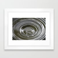 good vibrations 1 Framed Art Print