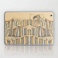 Laptop & iPad Skin featuring Ocean Of Love by Huebucket