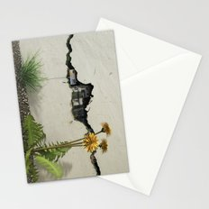Between the Cracks Stationery Cards