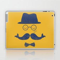 Joyful Whales Laptop & iPad Skin