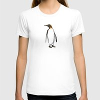 penguin T-shirts featuring Penguin by Mr. Peruca