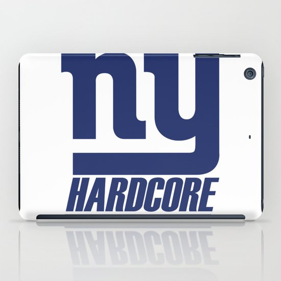 New York Hardcore iPad Case
